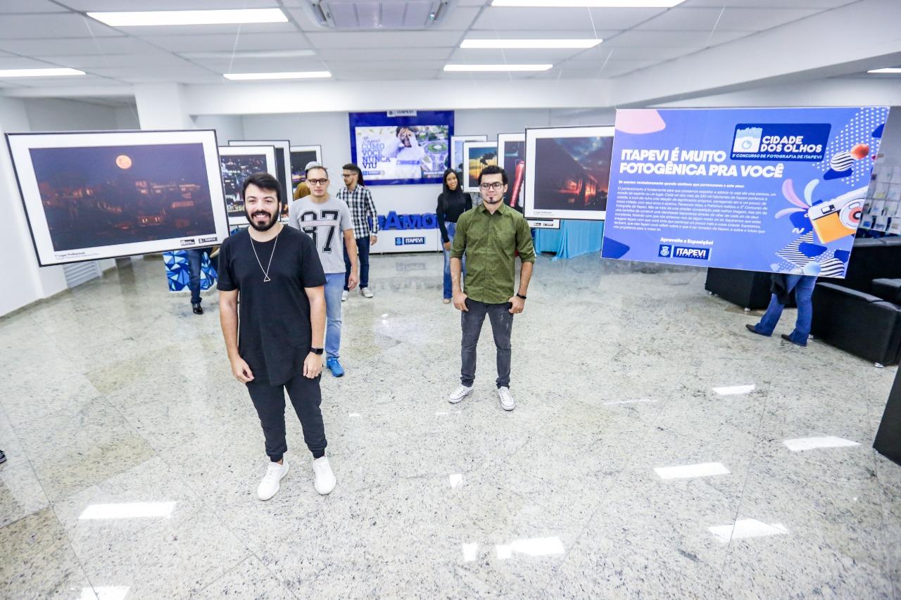 Ganhadores do 3º Concurso de Fotografia são premiados em Itapevi - Agência Itapevi
