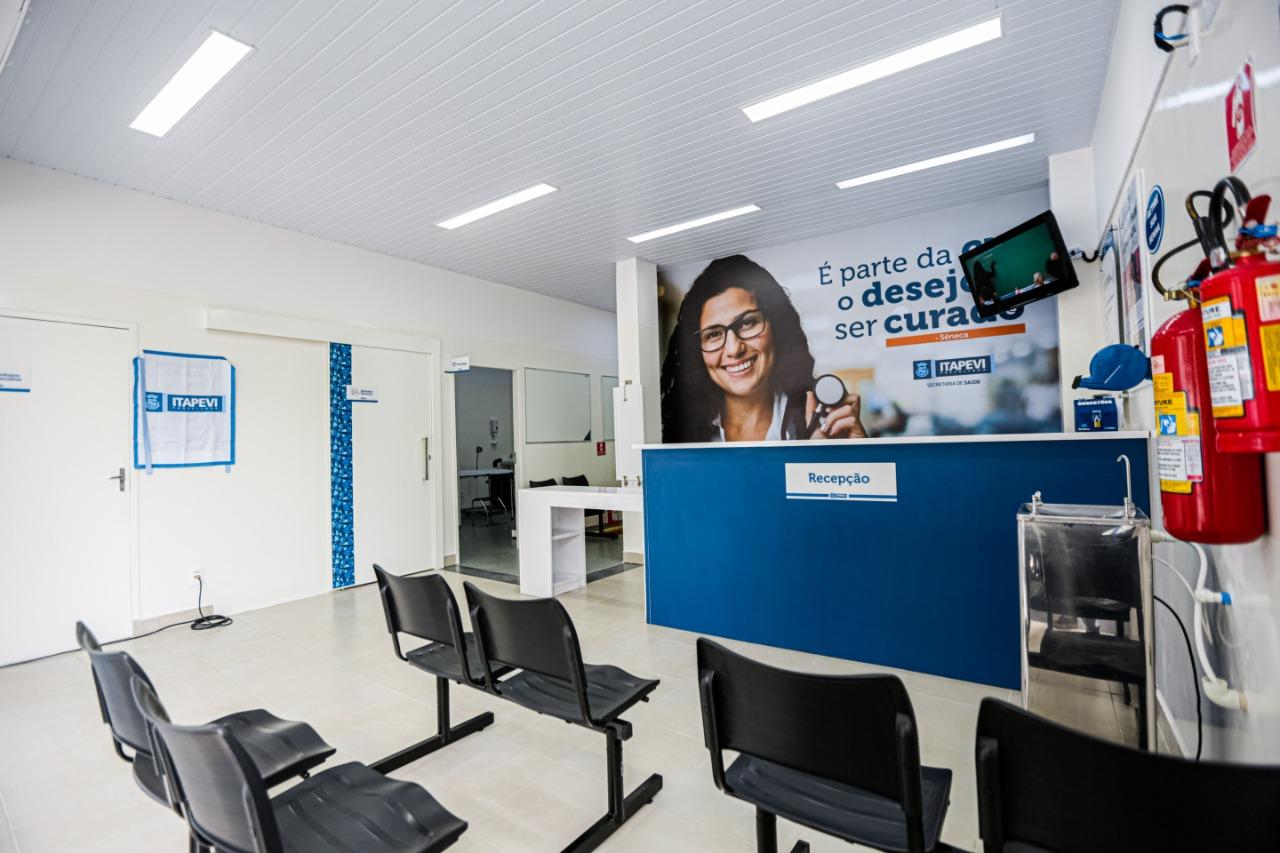 Prefeitura entrega nova USF do Santa Cecília - Agência Itapevi