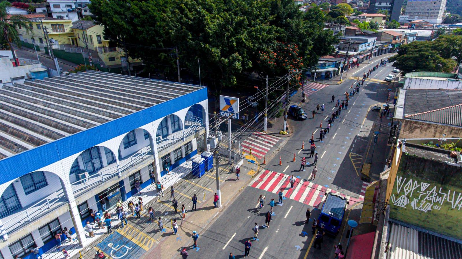 Prefeitura multou quatro agências bancárias por desorganização de filas