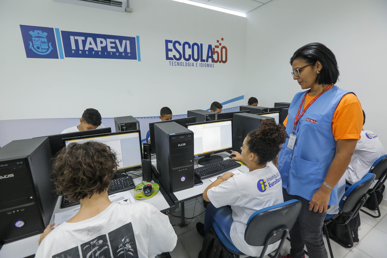 Prefeitura abre inscrições para cursos técnicos